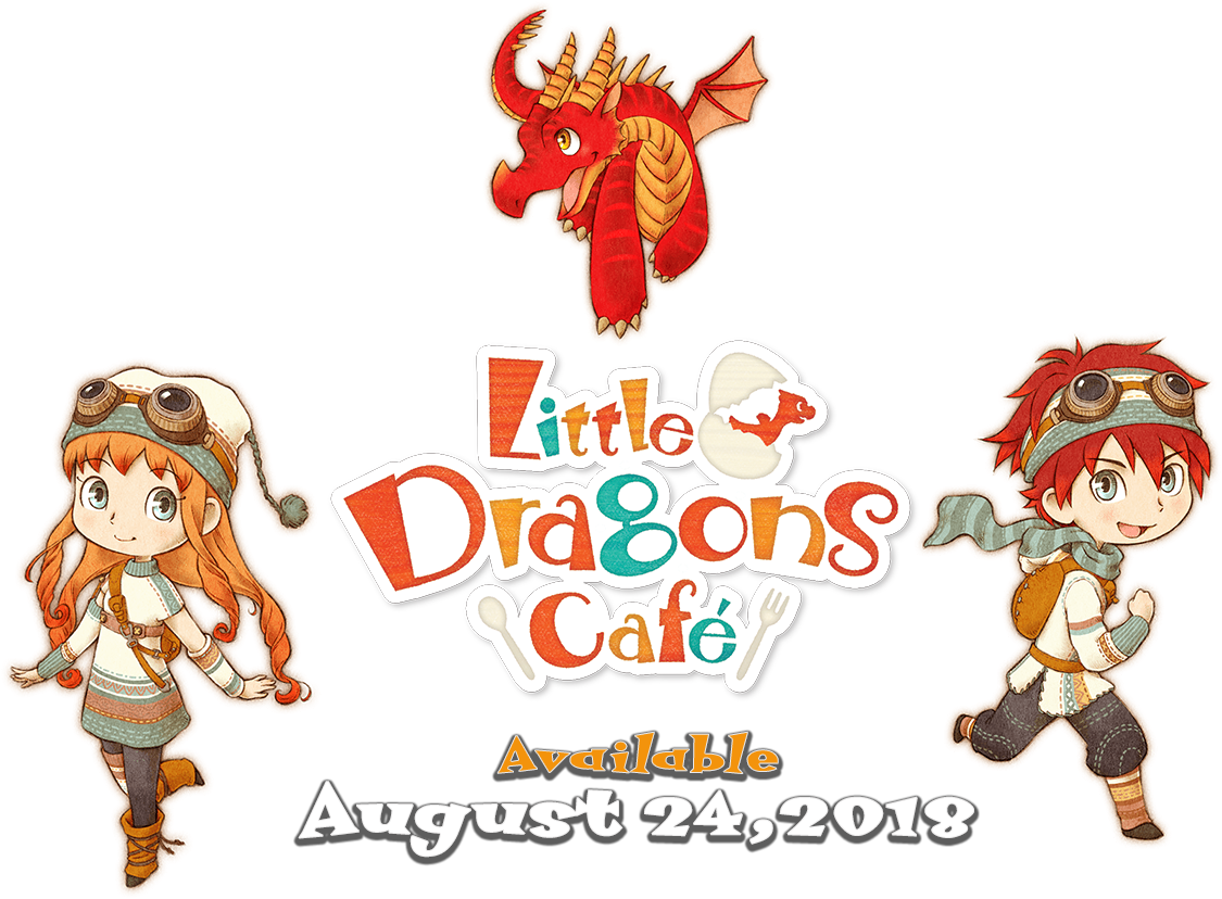 Little Dragon's Cafe | Official Site |