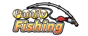 family Fishing Logo