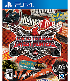 Tokyo Twilight Ghost Hunters Daybreak: Special Gigs (PS4)
