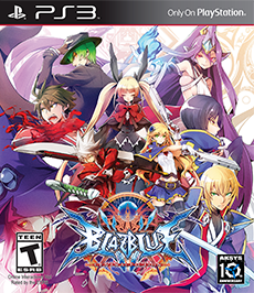 BlazBlue: Central Fiction (PS3)
