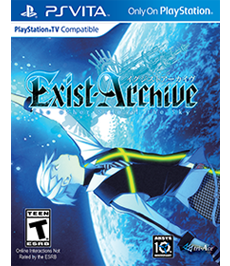 Exist Archive: The Other Side of the Sky (Vita)