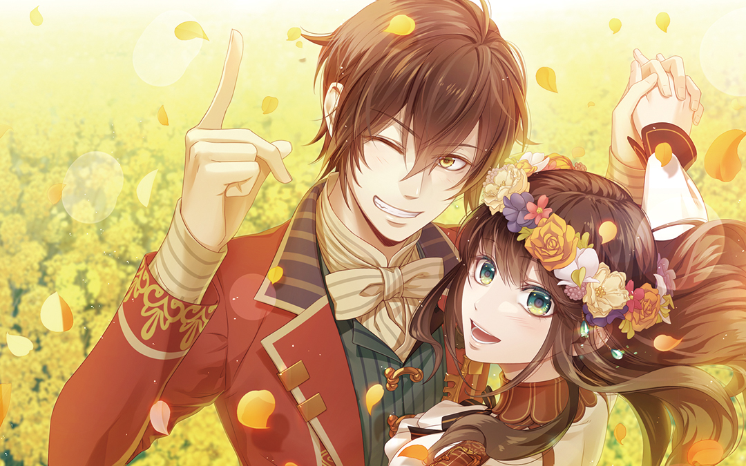 Code Realize ~Future Blessings~ for the PSVita releases 3/30/2018!