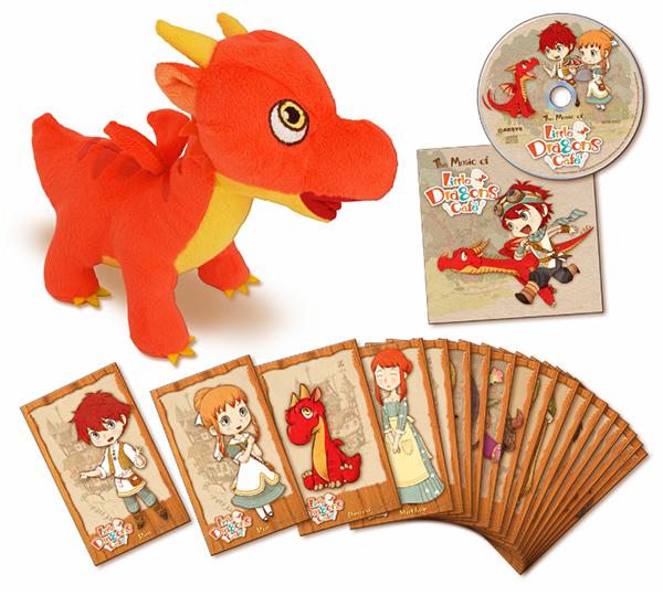 Aksys Games Reveals Little Dragons Café LE Details!