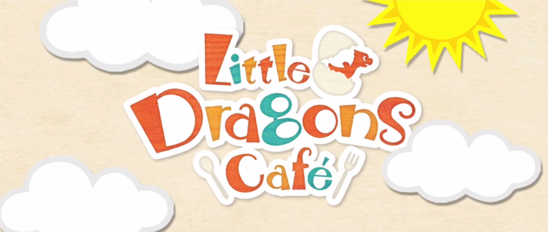 First Trailer for Little Dragons Café Now Available!