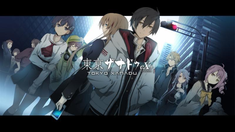 Tokyo Xanadu eX+ Debuts on GOG.com!