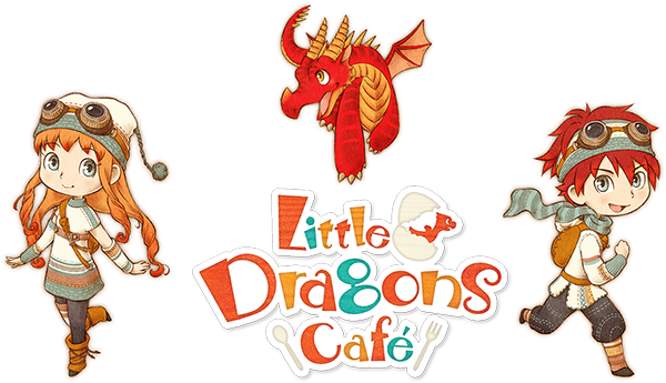 Little Dragons Café Takes Flight on Nintendo Switch™ and PlayStation®4!