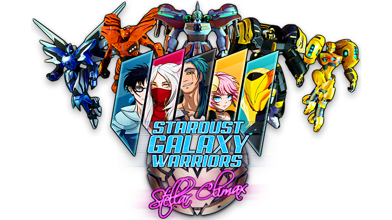 Stardust Galaxy Warriors Lands on Nintendo Switch™!