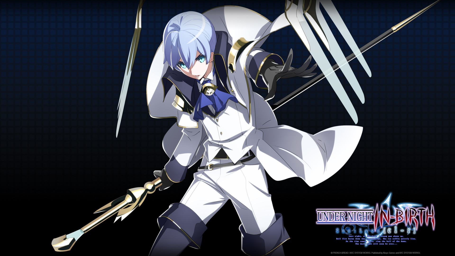 Under Night In Birth Exe Late Cl R Official Site